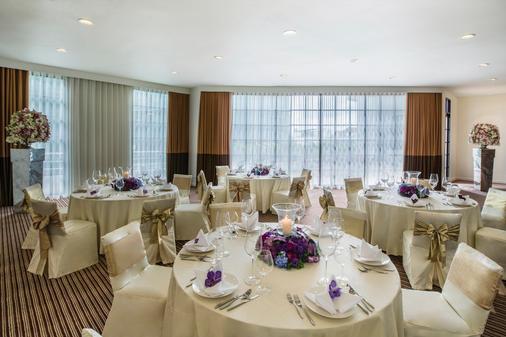 曼谷橡樹林薩頓酒店 - 曼谷 - 宴會廳