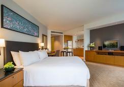 曼谷橡樹林薩頓酒店 - 曼谷 - 臥室