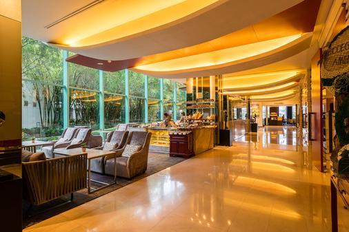 橡樹河畔曼谷酒店 - 曼谷 - 休閒室