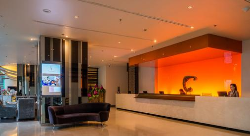橡樹河畔曼谷酒店 - 曼谷 - 大廳
