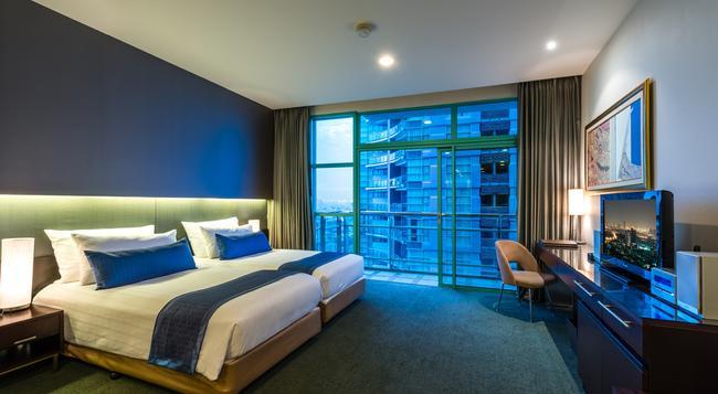 Chatrium Hotel Riverside Bangkok - 曼谷 - 臥室