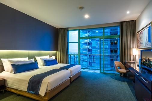 橡樹河畔曼谷酒店 - 曼谷 - 臥室