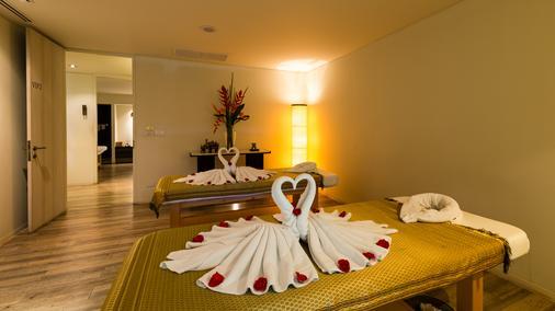 橡樹河畔曼谷酒店 - 曼谷 - Spa
