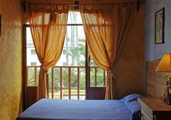 卡瓦尼亞斯酒店 - Rincon de Guayabitos - 臥室