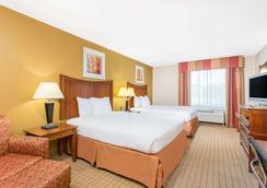 溫蓋特溫薩凡納機場酒店 - 薩凡納 - 臥室