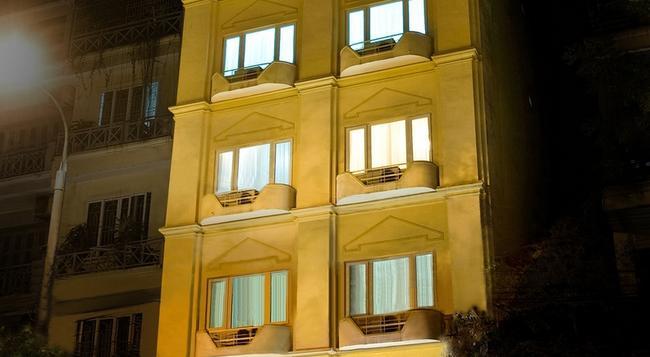 Cherry Hotel 2 - 河內 - 建築