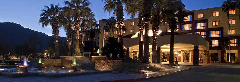 Renaissance Palm Springs Hotel - Palm Springs - 建築