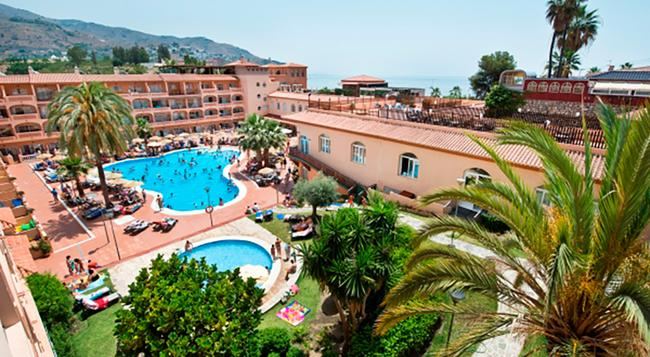 Hotel Bahía Tropical - Almuñecar - 建築