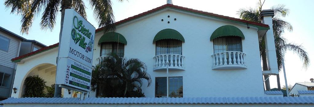 Siesta Villa Motor Inn - 格拉德斯通 - 建築
