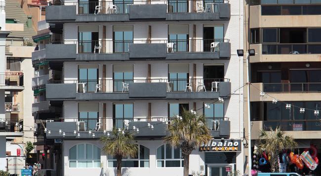 Hotel Bilbaino - 貝尼多姆 - 建築