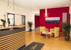 Hotel Neuhaus Integrationshotel - 多特蒙德 - 大廳