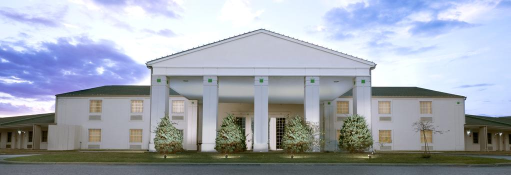 Moberly Inn & Suites - Moberly - 建築