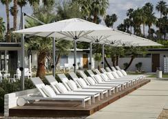 地平線Spa度假酒店 - Palm Springs - 游泳池