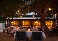 地平線Spa度假酒店 - Palm Springs - 餐廳