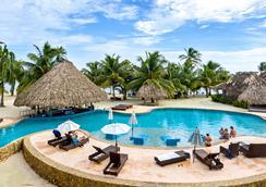 摩根船長度假酒店 - 聖佩德羅 - 游泳池