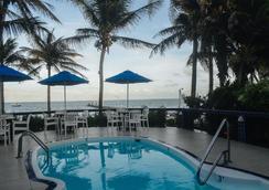 藍唐酒店 - 聖佩德羅 - 游泳池