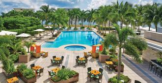 邁阿密四季飯店 - 邁阿密 - 游泳池