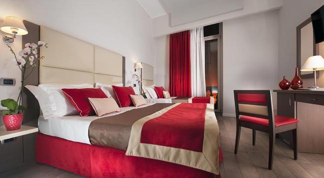 Demetra Hotel - 羅馬 - 臥室