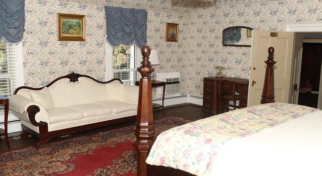 Prospect Hill Plantation Inn - 夏洛茨維爾 - 臥室