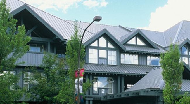 Glacier Lodge - Luxury Condo - 惠斯勒 - 建築