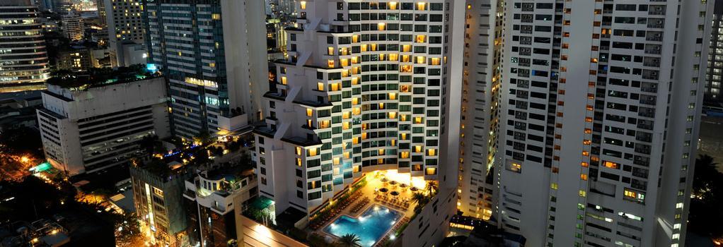Rembrandt Hotel Bangkok - 曼谷 - 建築
