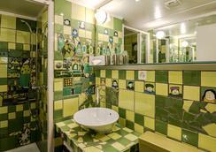 萊布斯托克酒店 - 琉森 - 浴室
