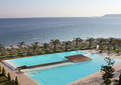 伊克先桑提多酒店- 僅限成年人 - Ialysos - 海灘
