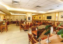 丹比烏斯阿瑞納酒店 - 布達佩斯 - 餐廳