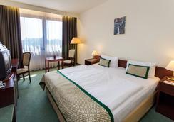 匈牙利市中心酒店 - 布達佩斯 - 臥室
