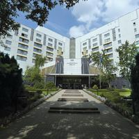 Danubius Hotel Helia Hotel Entrance