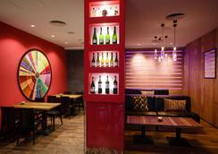 厄爾澤塞拜特城市中心酒店 - 布達佩斯 - 酒吧