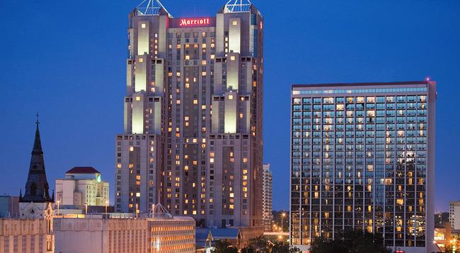 San Antonio Marriott Rivercenter - 聖安東尼奧 - 建築