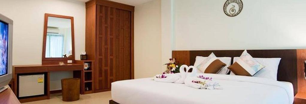 Deva Suites Patong - 巴東 - 臥室