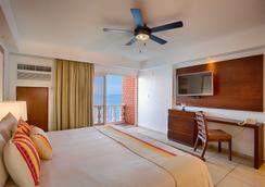 科斯塔蘇爾Spa及度假酒店 - 巴亞爾塔港 - 臥室