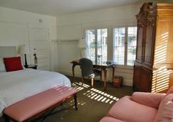 阿珀姆酒店 - 聖巴巴拉 - 臥室
