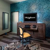 The Wayfarer Guestroom