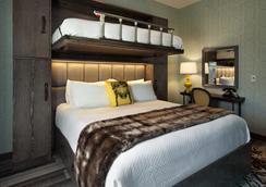 徒步旅行者旅館 - 聖巴巴拉 - 臥室