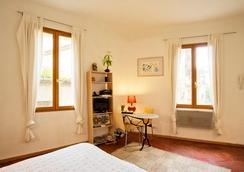 珀舍爾一室公寓酒店 - 普羅旺斯艾克斯 - 臥室
