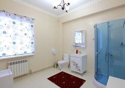 格蘭德酒店 - 比什凱克 - 浴室