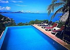 班蘇阿蘇梅島 - 蘇梅島 - 游泳池