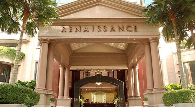 Renaissance Kuala Lumpur Hotel - 吉隆坡 - 建築