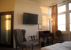 哈維爾旅館柏林酒店 - 柏林 - 臥室