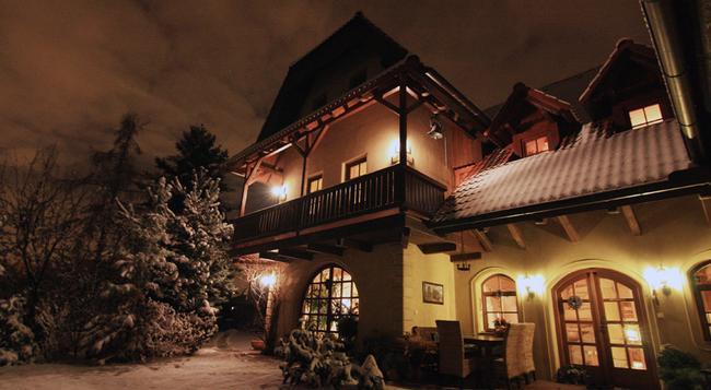 Hotel Frydl - 布拉格 - 建築