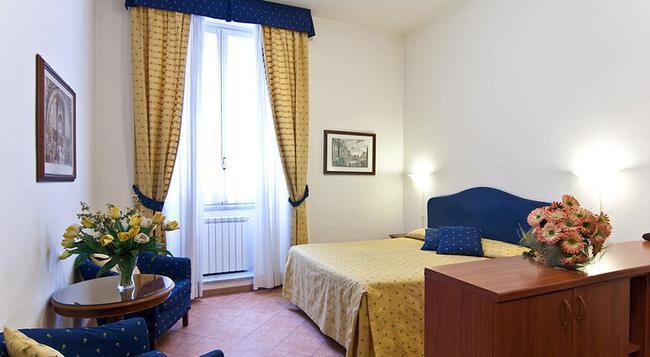 San Pietro La Corte - 羅馬 - 臥室