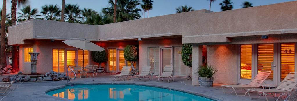 La Joya Inn - Palm Springs - 建築