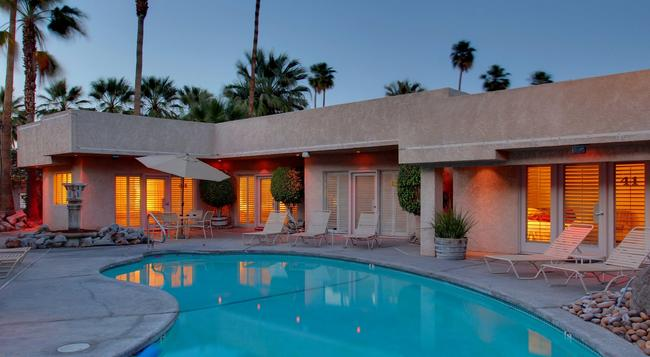 La Joya Inn - Palm Springs - 建築