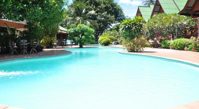 Charm Beach Resort - Ko Pha Ngan - 游泳池