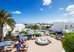 蘭薩羅特鄉村酒店 - Puerto del Carmen - 游泳池