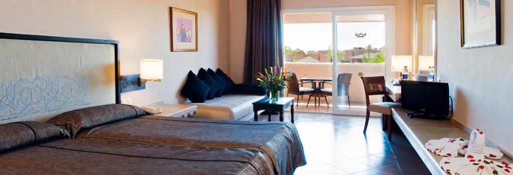 Clubhotel Riu Tikida Palmeraie - 馬拉喀什 - 臥室