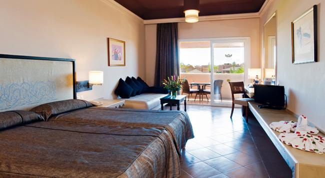 Hôtel Riu Tikida Palmeraie - 馬拉喀什 - 臥室